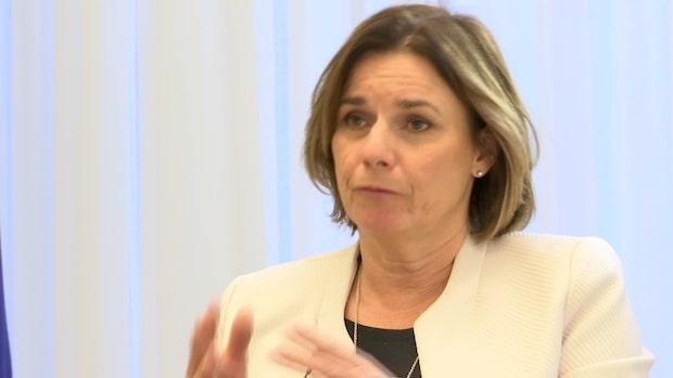 Klimatintervjun: Isabella Lövin (MP)