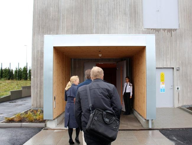 Arlandas nya vip-service ligger i en anonym betongbyggnad vid Terminal 2.