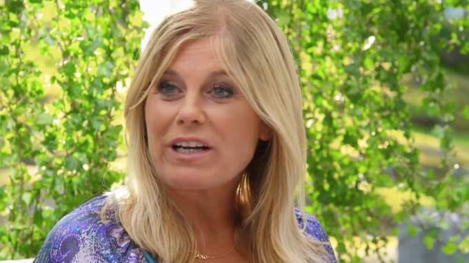 Pernilla Wahlgren Foto: Kanal 5