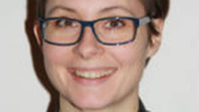 Johanna Broselid vill utrota fördomarna om islam. Foto: Privat