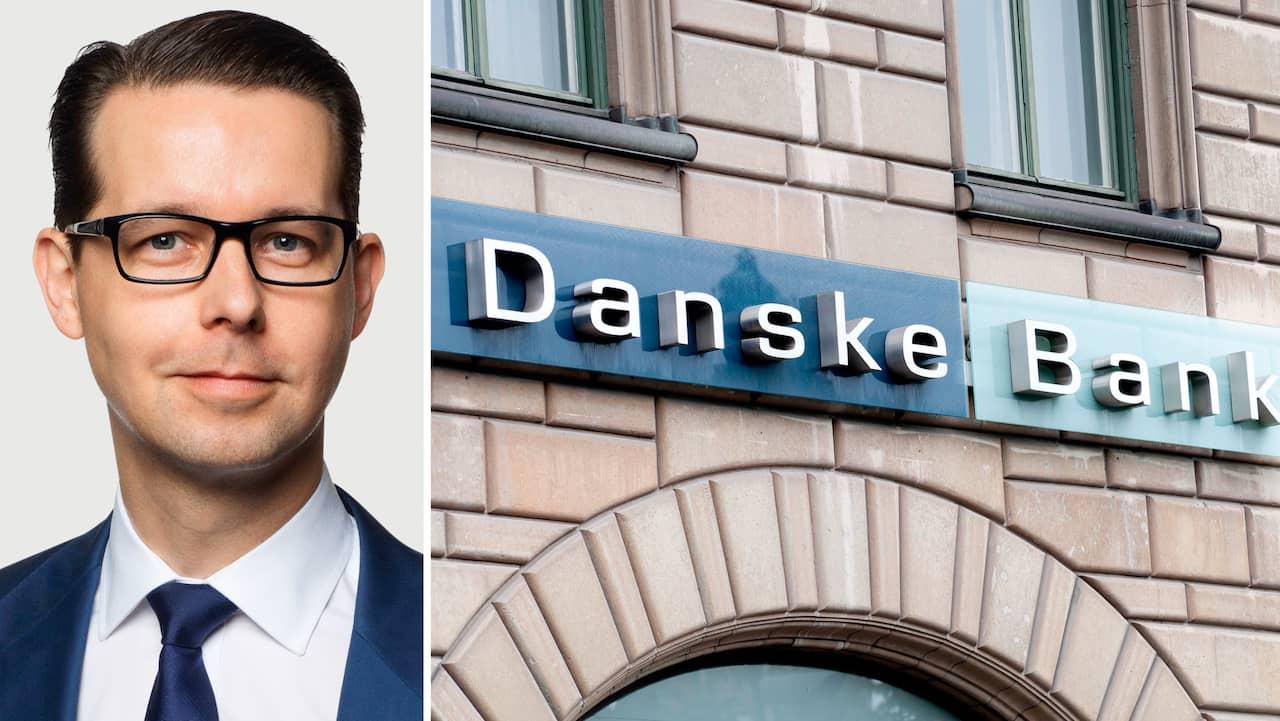 Danske Banks nye chef tvingas vända i dörren