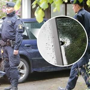 Fyra man doms polisen gillrade falla i vapengomma