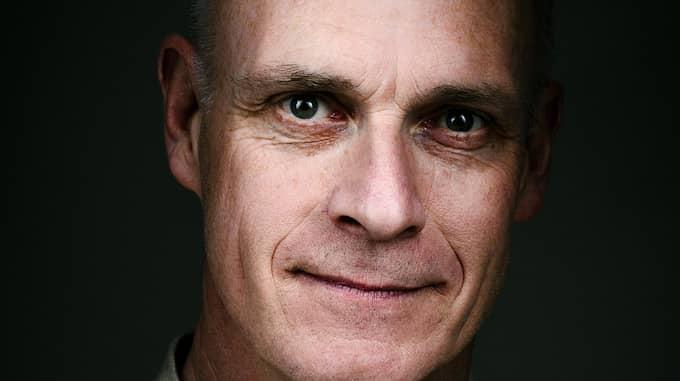Magnus Florin är författare, regissör och medarbetare på Expressens kultursida. Foto: STEFAN TELL / BONNIERS