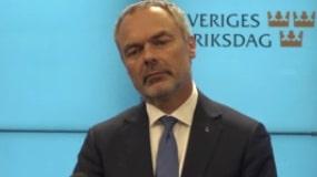 """Jan Björklund: """"Vi har inte tagit ställning till hur vi kommer att agera"""""""