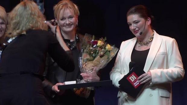 Carina Åkerström är näringslivets mäktigaste kvinna