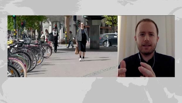 """Viktor Barth-Kron: """"Förtroendet har naggats"""""""