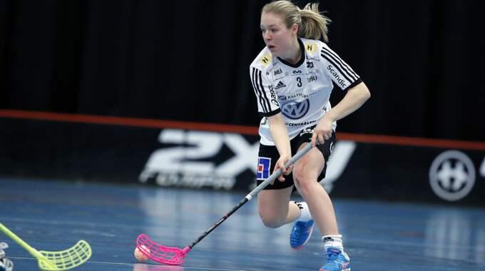 Amanda Delgado Johansson, Iksu. Foto: Per Wiklund / BILDBYRÅN