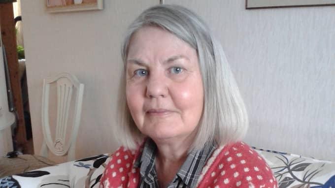Eva Engberg, 60, mördades i sitt hem i Umeå. Foto: PRIVAT