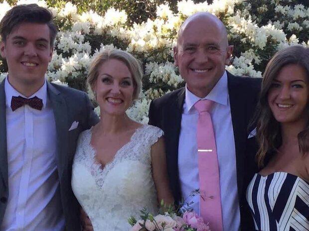 Thomas Petersson har gift sig – efter elva år