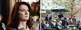 Ann Linde om Sveriges strategi: Döm oss inte