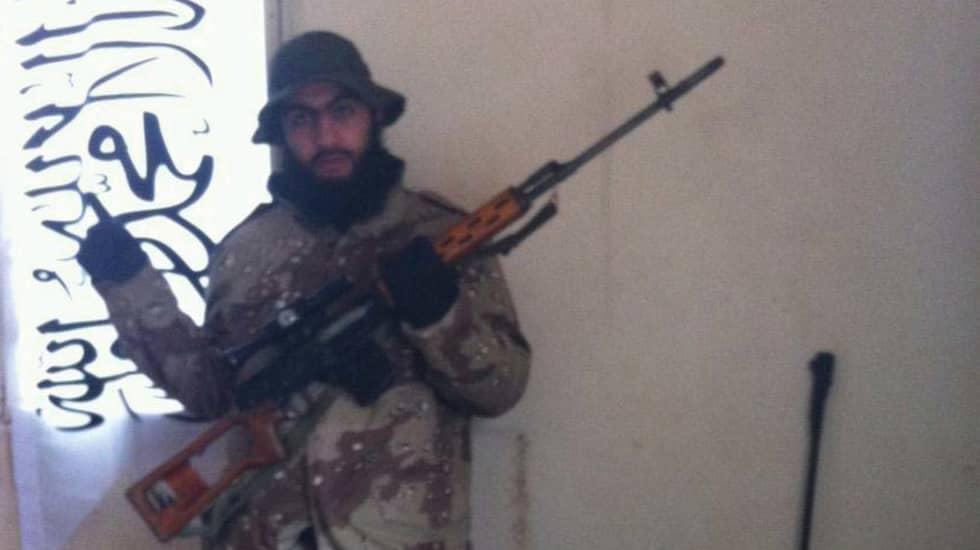 Hassan Al-Mandlawi, 33, har kunnat dömas till livstidsstraff för terrorbrott. Foto: / POLISEN