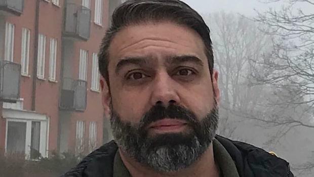 Richard, 51, blev sjukskriven när fastighetsbolaget Poseidon förde oväsen