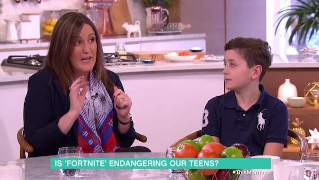 Mamma Suzanne vill förbjuda populära tv-spelet