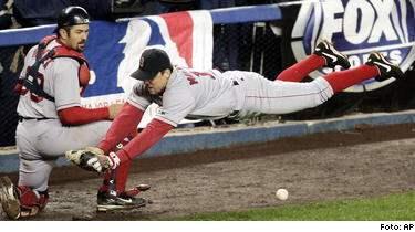 Yankees krossade red sox