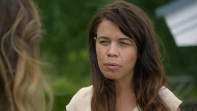 "Lotta Lundgren i ""Renées brygga""."