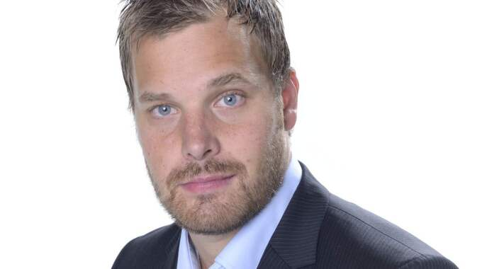 Sanny Lindström. Foto: Christian Örnberg