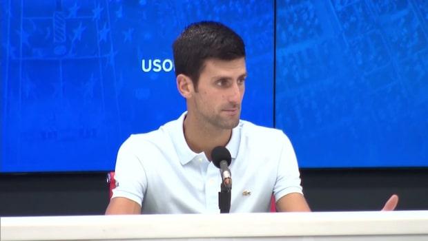 """Djokovic: """"Mitt liv har vänts upp och ned"""""""