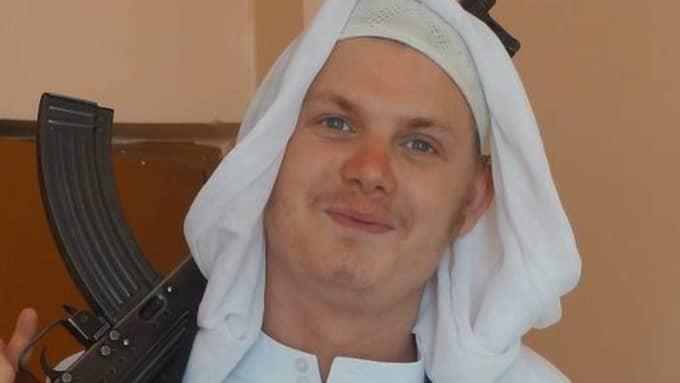 Michael Skråmo vädjar till svenska jihadister.
