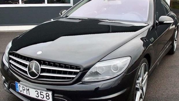 Zlatans bil är till salu – ligger ute på Blocket