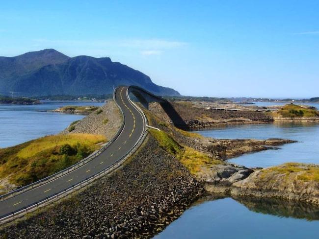 atlantvägen norge karta BILDEXTRA: Världens vackraste vägsträckor | Allt om resor  atlantvägen norge karta