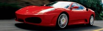 Ferrari F430.
