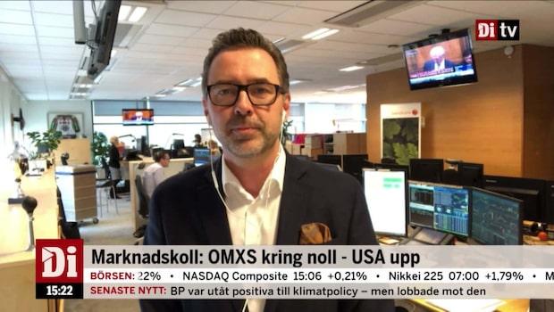 Fredrik Warg om läget på börsen