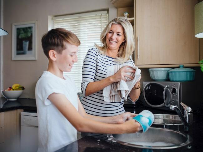 Att diska klimatsmart är både enkelt och billigt om du använder dig av det här fiffiga tipset.