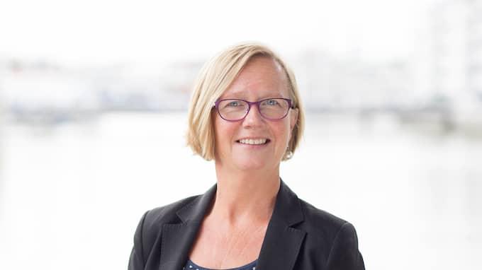 Kristina Jonäng (C), regionråd i VGR. Foto: PRESSBILD
