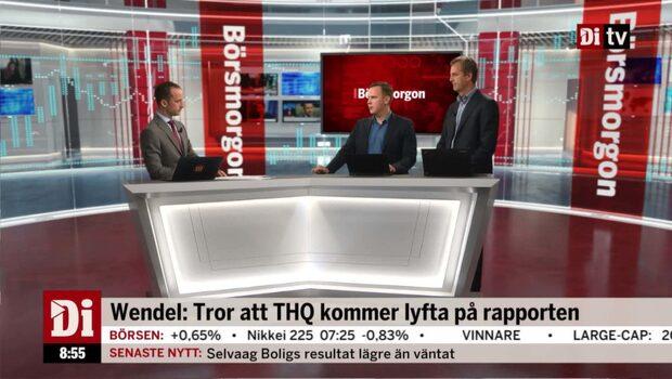 Lyft för svenska spelbolaget