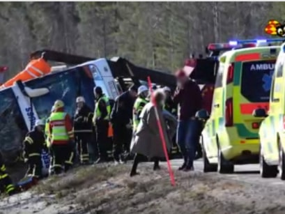 Två år sedan bussolyckan i Sveg - nu inleds rättegången