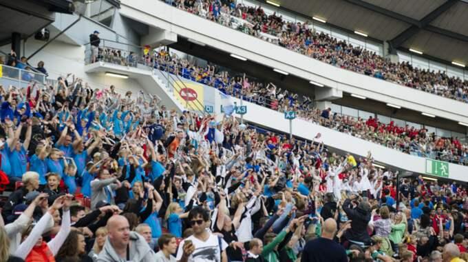 Gothia Cup är världens största fotbollsturnering. Foto: Anna Svanberg