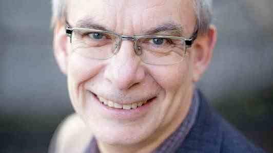 Ulf Olsson är professor i litteraturvetenskap och medarbetare på Expressens kultursida. Foto: BJÖRN DALIN / STOCKHOLMS UNIVERSITET