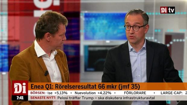 """Hägerstrand om Volvo: """"Vi ska ha stor respekt för att orderingången är ner 77 procent"""""""