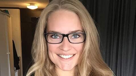 Linnéa Lennartsson drabbades av hudcancer. Hon blev 22 år. Foto: Privat