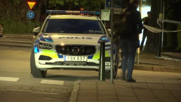 Flera gripna efter skottlossning i Malmö