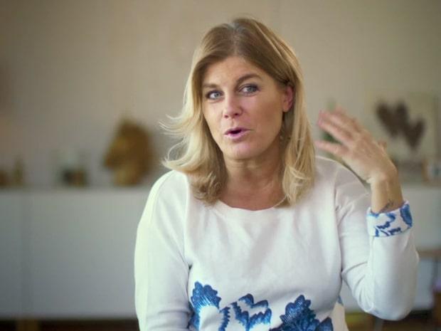 """Familjens oro för Pernilla Wahlgren: """"Kan inte sluta"""""""