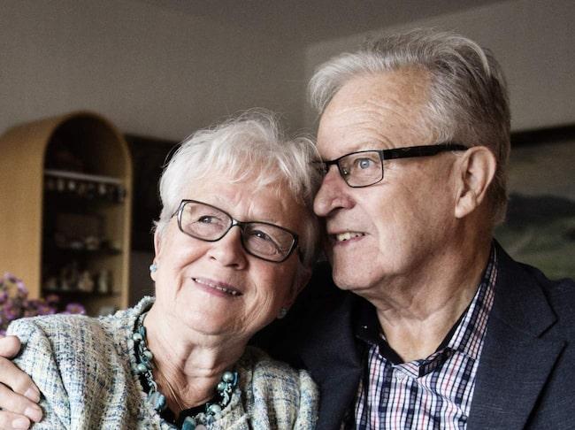 50 år gifta John Olof och Elsie har varit gifta i 50 år | Hälsoliv | Expressen  50 år gifta