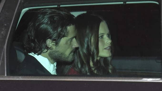 Prins Carl Philip och Sofia Hellqvist. Foto: Suvad Mrkonjic