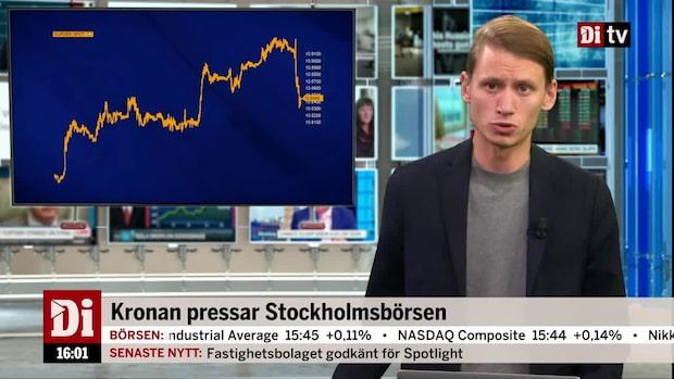 Marknadskoll: Stockholmsbörsens stjärna föll tungt