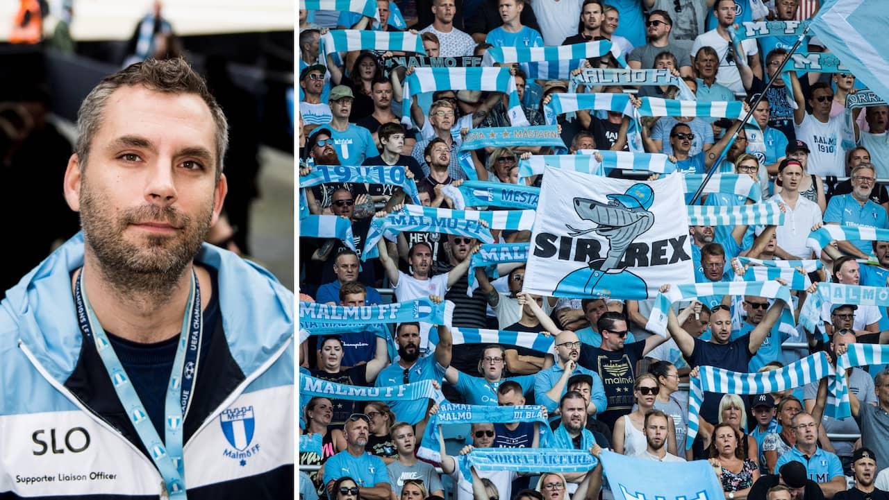 Supportrarnas fina gest: skänker intäkter till MFF