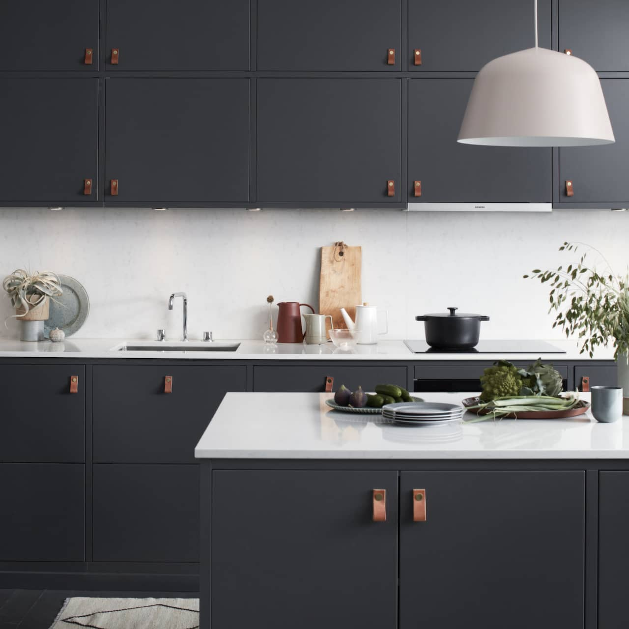 Kök i vitt och trä u2013 härär 11 nya snygga kök Leva& bo