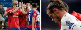 Real Madrid utbuade efter historisk förlust