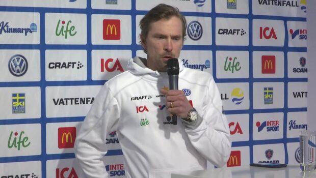 SVT håller dörren öppen för Johan Olsson