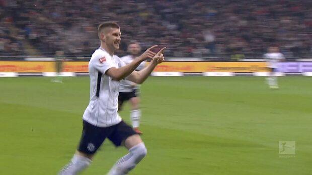 Highlights: Eintracht Frankfurt - Werder Bremen