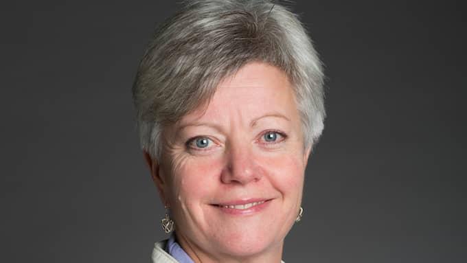 Centerns arbetsmarknadspolitiska talesperson Annika Qarlsson vill att Arbetsförmedlingen läggs ner. Foto: ANNA SIMONSSON