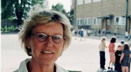Metta Fjelkner. Foto: Christer Järeslätt