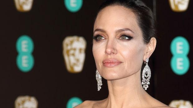 Vem är Angelina Jolie?
