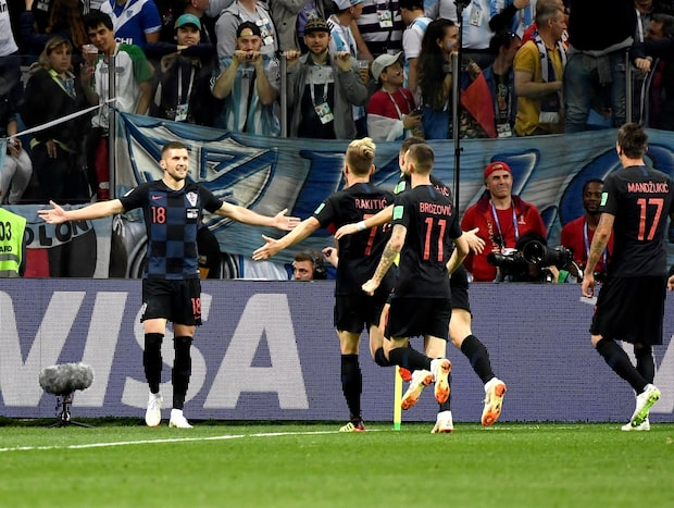 Se alla VM-mål i sportnyheterna – 21 juni