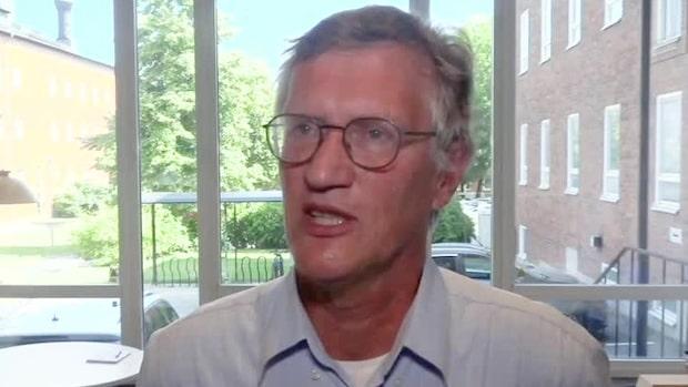 Anders Tegnell om forskarnas kritik
