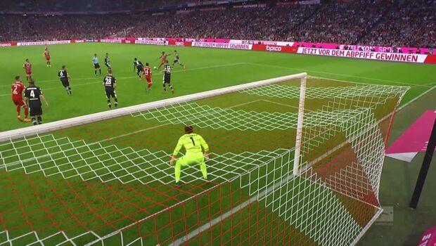 Höjdpunkter: Bayern München - Mönchengladbach